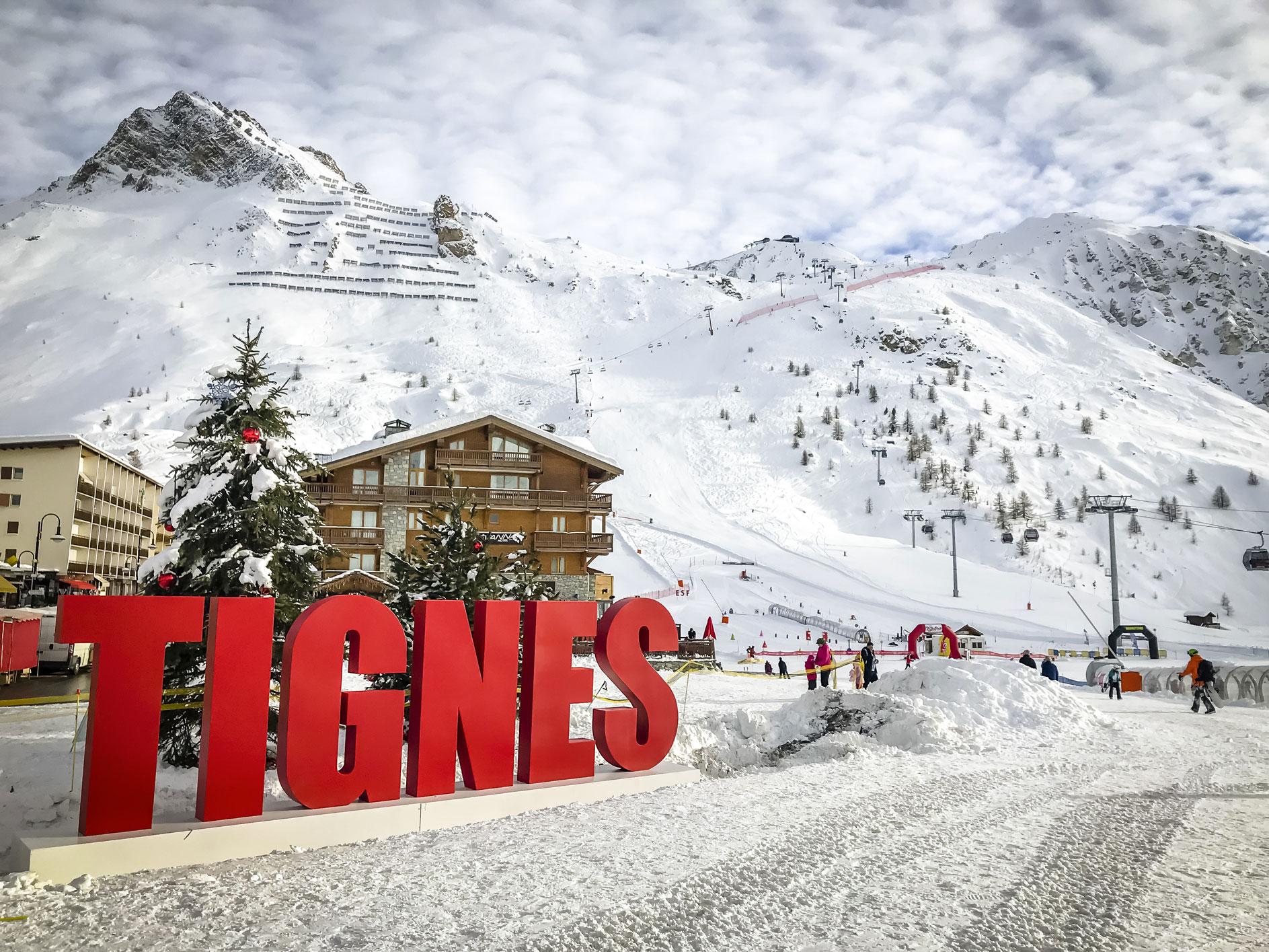 # tignes France Festivités
